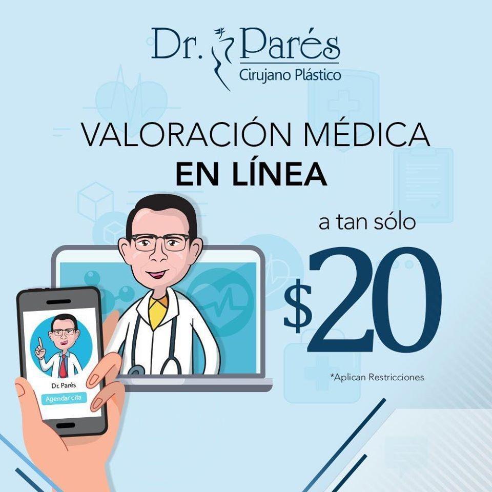 Valoración Médica en línea